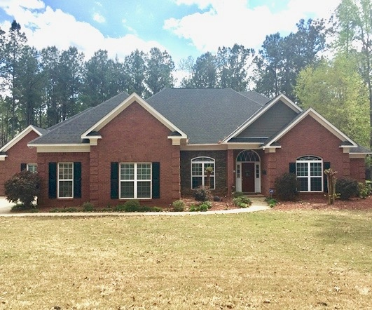 Embrace Country Living with This Home Near Fort Benning