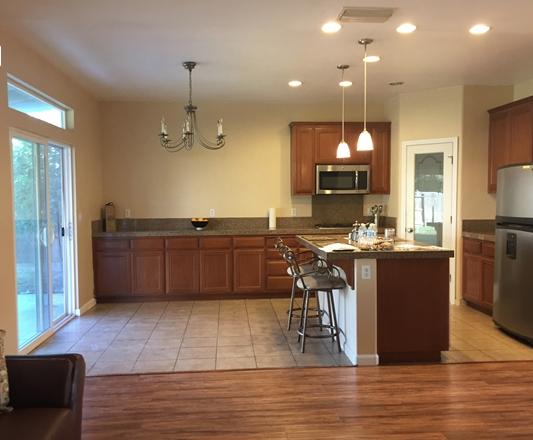 Home for sale near NAS Lemoore, California.