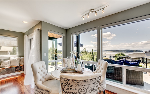 Gorgeous views from Steliacoom home