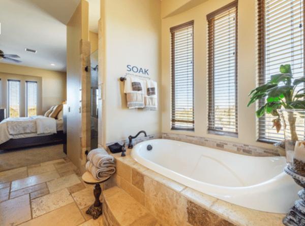 29 Palms Master Bath