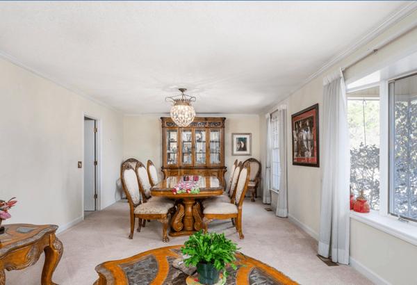 Pinehurst Home Interior