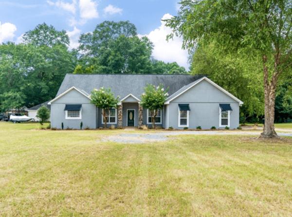 Deatsville Alabama Home for Sale