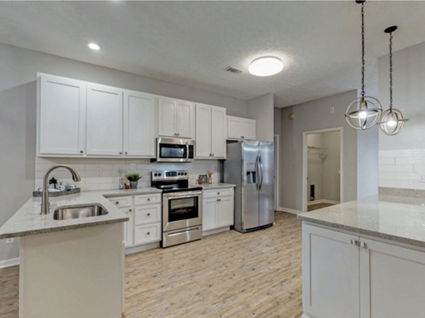 Maxwell AFB Remodeled Kitchen