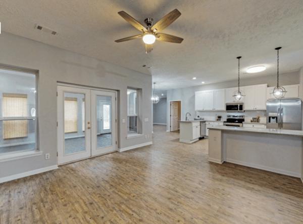 Remodeled Interior Deatsville Home