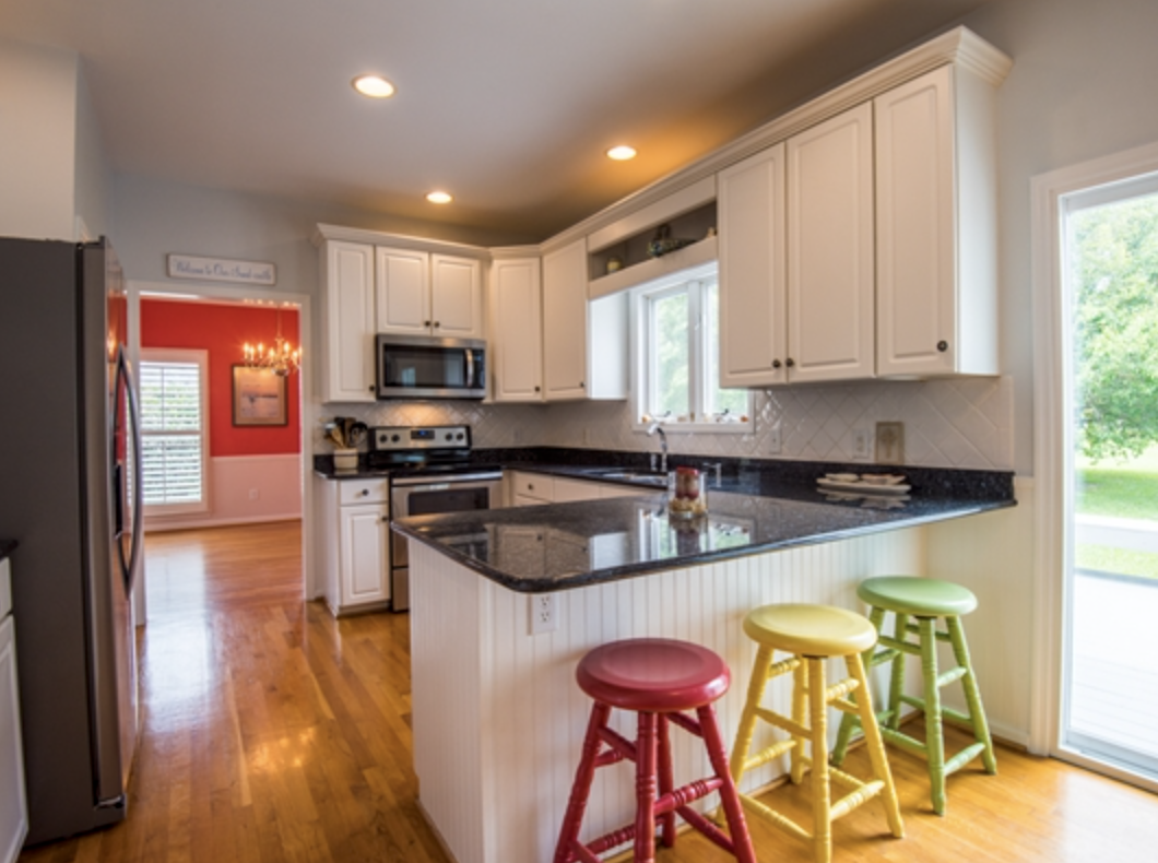Newport NC Home Kitchen