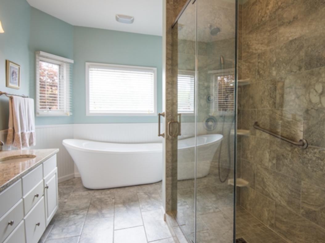Newport NC Home Master Suite
