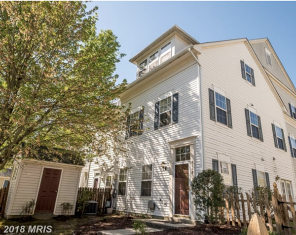 Townhome in Odenton, MD