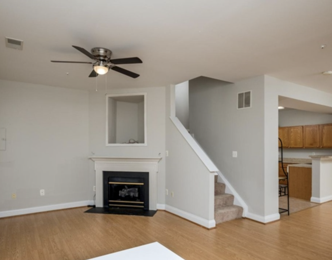 Townhome in Odenton, Maryland near Fort Meade