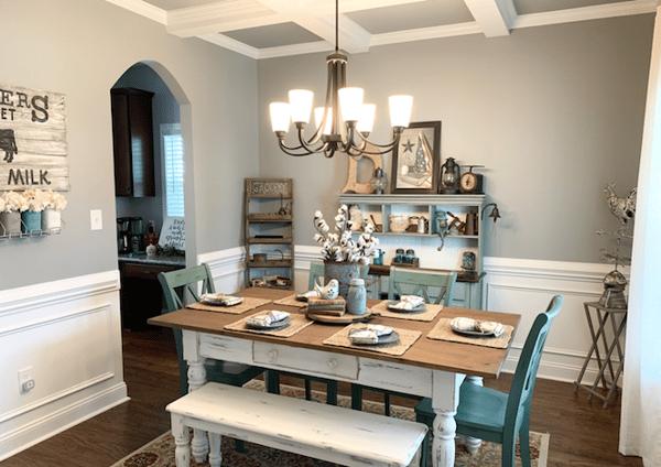 Fayetteville home interior