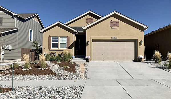 Colorado Springs home for sale