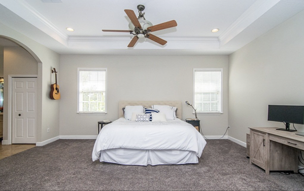 South Sterling Master Suite