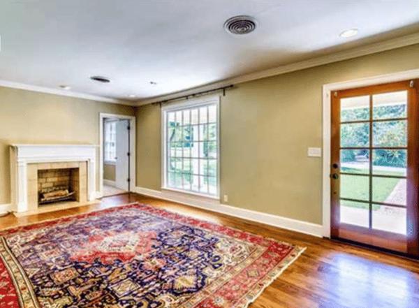 Montgomery Home Open Floor Plan