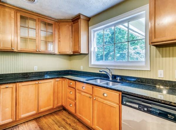Montgomery Home Kitchen