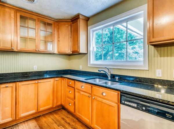 Montgomery Home Kitchen