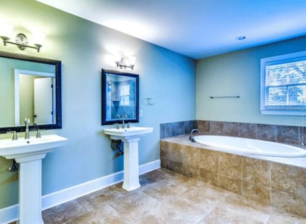 Montgomery Home Master Bath