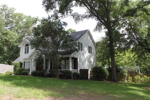 Homes near Robins AFB in Warner Robins, Georgia