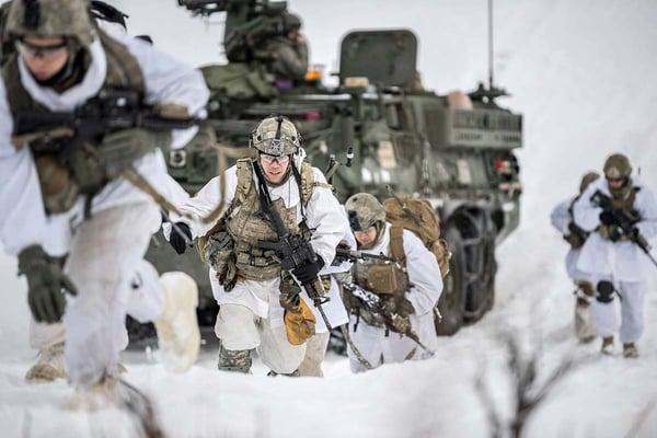 Arctic Deployment