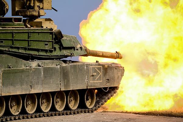 Combined arms live fire exercise