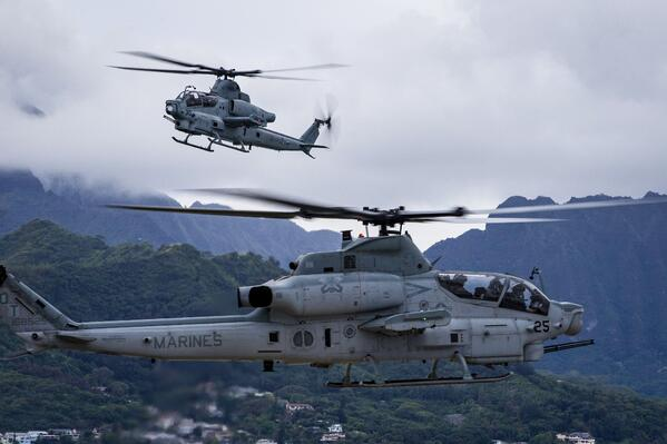 AH-1Z Vipers