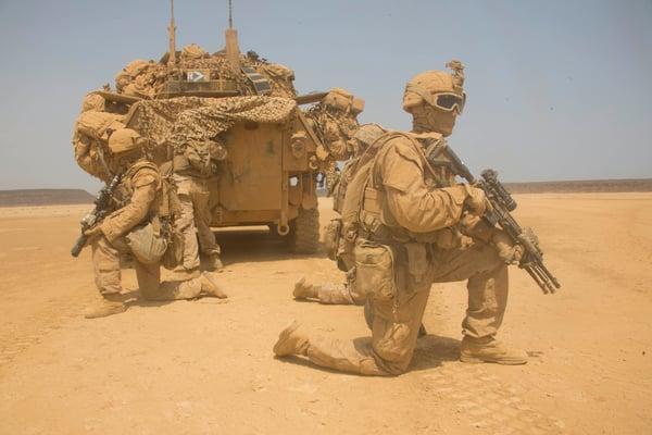 Marine Corps Djibouti