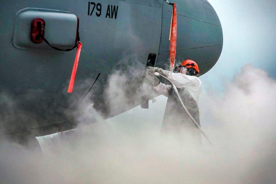 C-130H Crew Chief