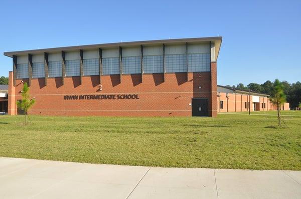 Fort Bragg school