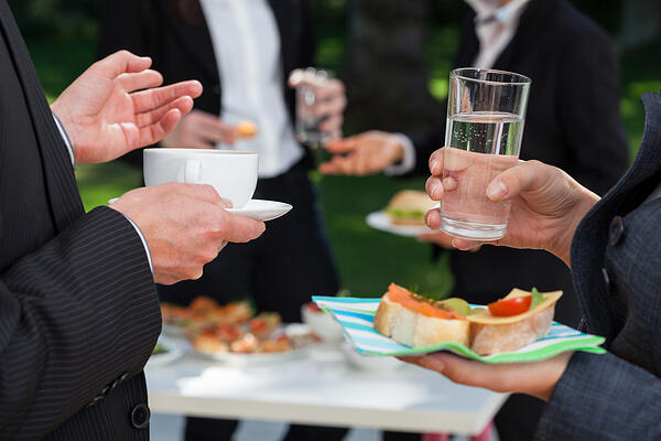 Crowdsource your holiday party food!