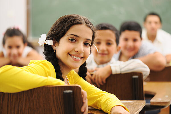 Finding a new school for military kids can be a stressful part of PCS.