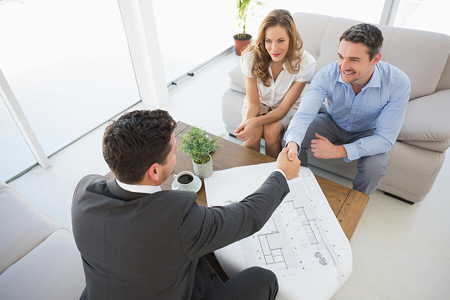 Interview Real Estate Agents, Mortgage Lenders, and Home Inspectors When House Hunting