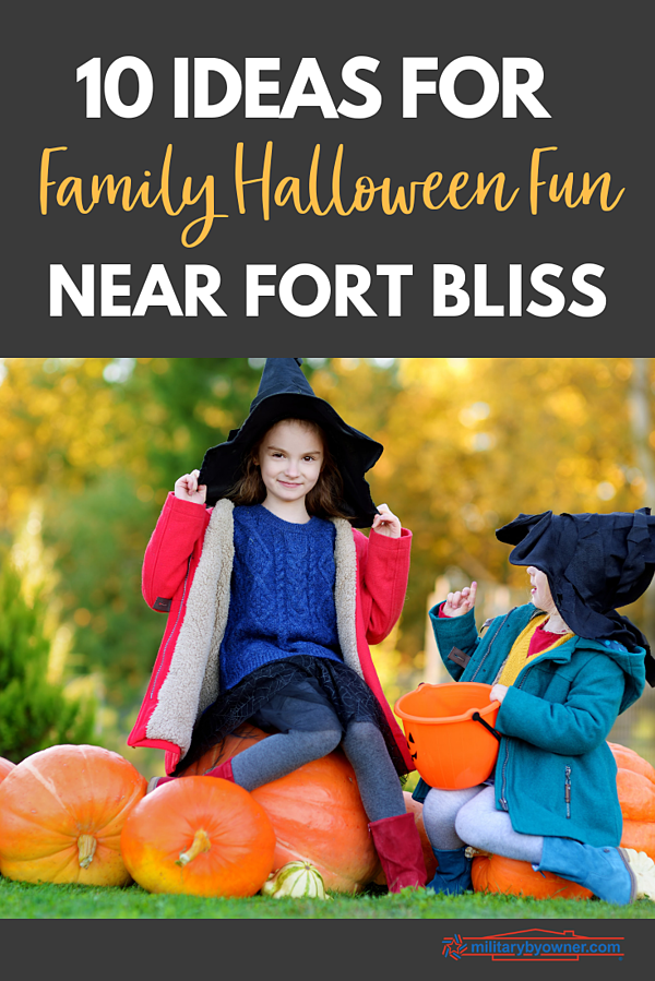 10 Ideas for Family Halloween Fun Near Fort Bliss