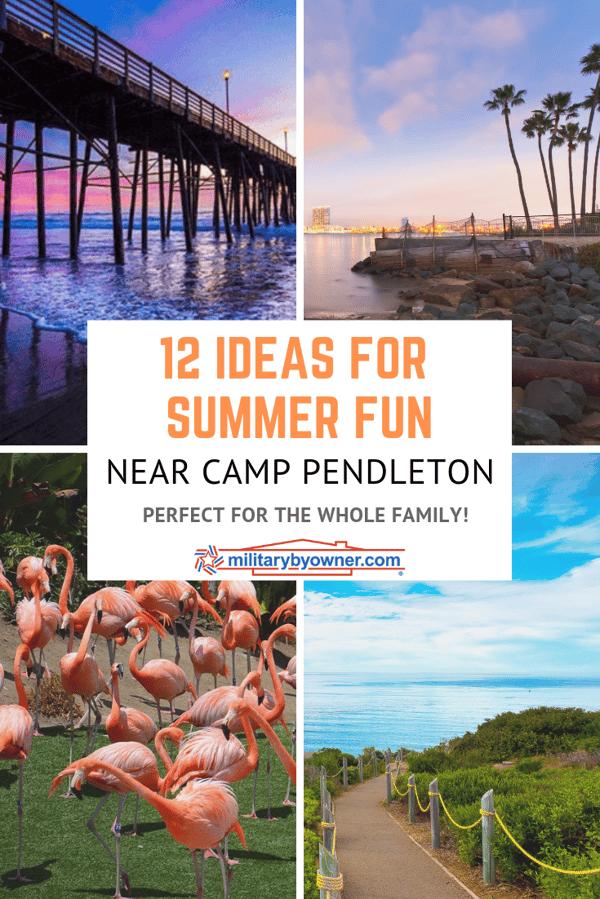 12 Ideas for Summer Fun Near Camp Pendleton