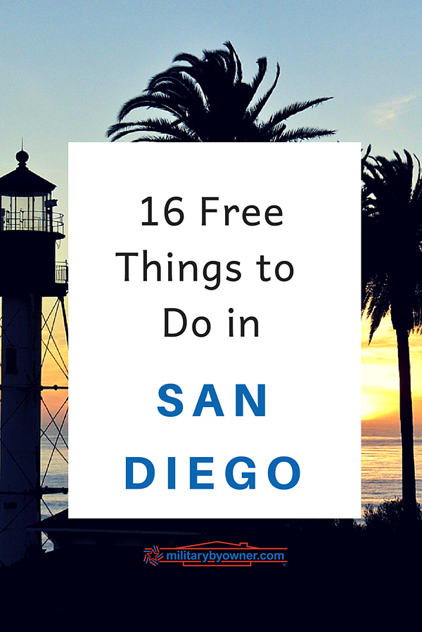16 Free Things to Do in San Diego