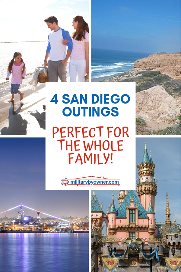 4 San Diego Outings Perfect for the Whole Family
