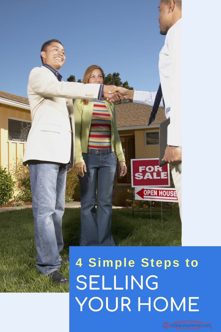 4 Simple Steps to Selling Your Home