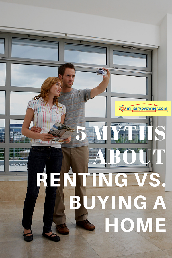 5 Myths About Renting vs Buying a Home