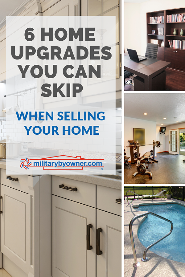 6 Home Upgrades You Can Skip When Selling Your Home