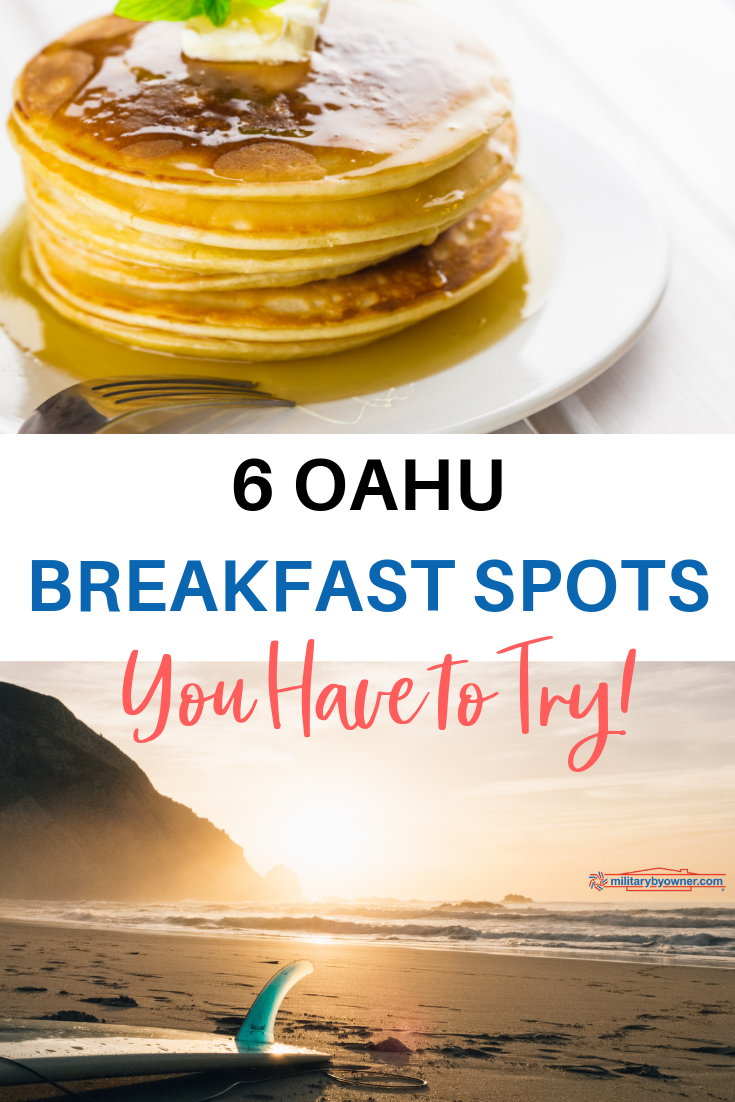 6 Oahu Breakfast Spots You Have to Try