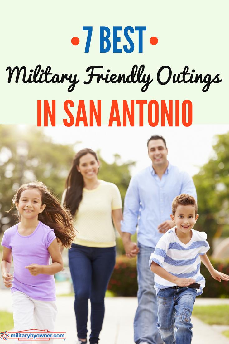 7 Best Military Friendly Outings In San Antonio
