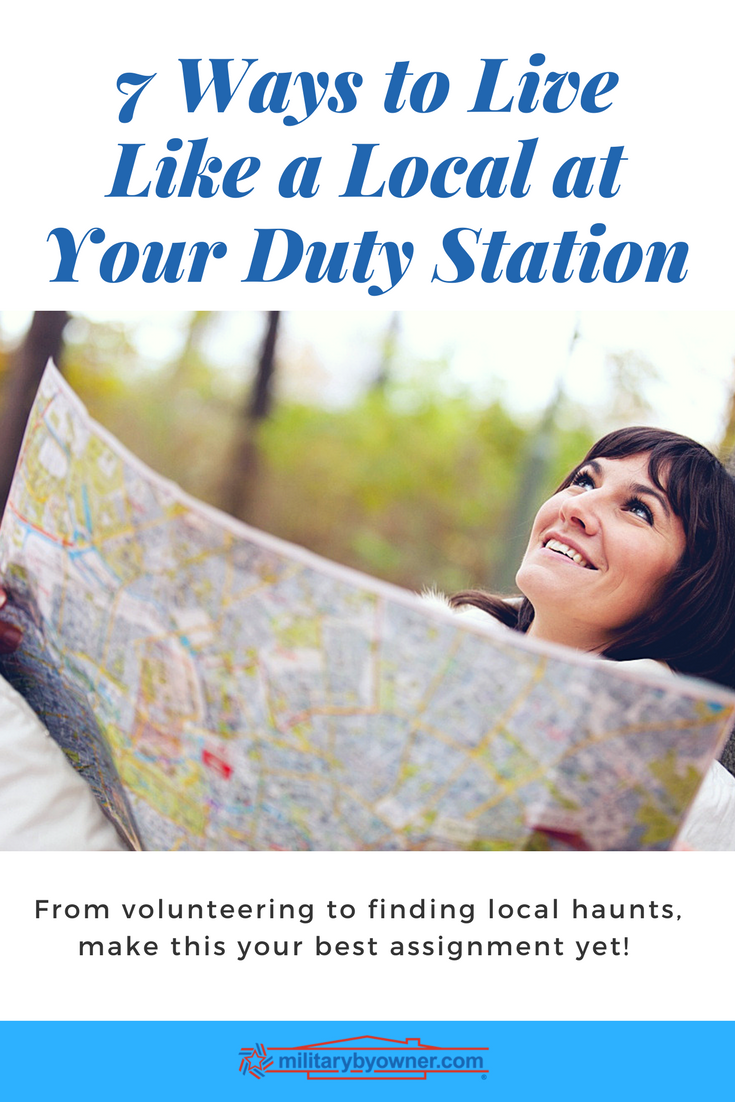 7 Ways to Live Like a Local at Your Duty Station
