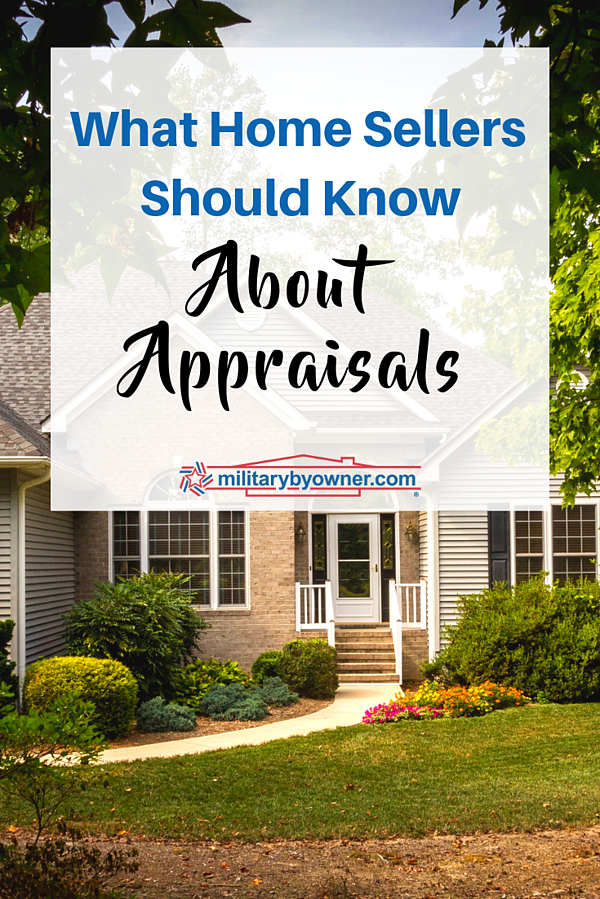 What Home Sellers Should Know About Home Appraisals