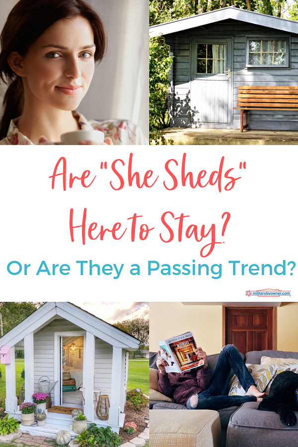 Are She Sheds Here to Stay or Are They a Passing Trend?