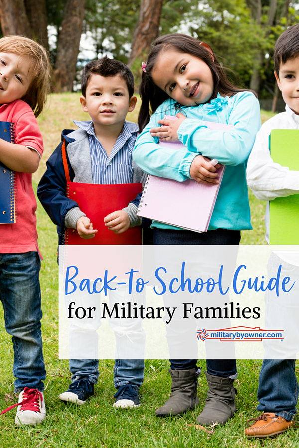 Back-to School Guide for Military Families