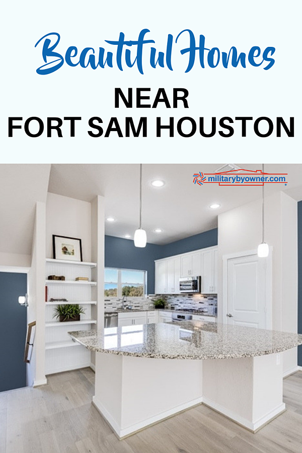 Beautiful Homes Near Fort Sam Houston