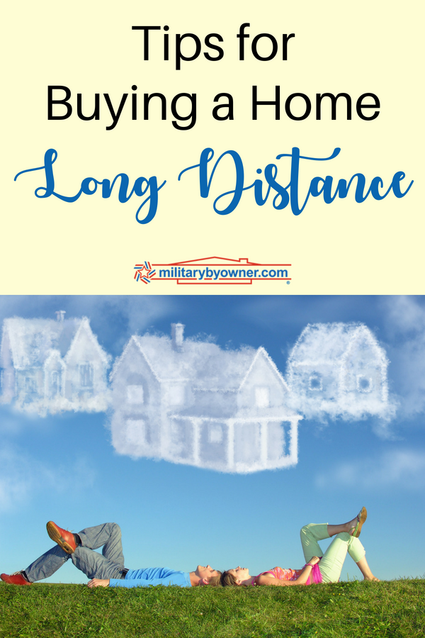 Tips for Buying a Home Long Distance