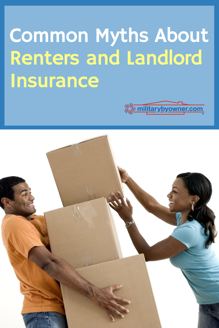 Common Myths About Renters and Landlord Insurance