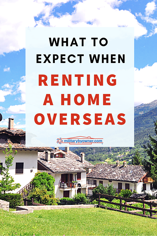 What to Expect When Renting a Home Overseas