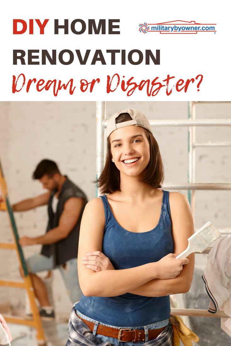 DIY Home Renovation_ Dream or Disaster