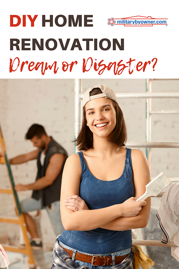 DIY Home Renovation_ Dream or Disaster
