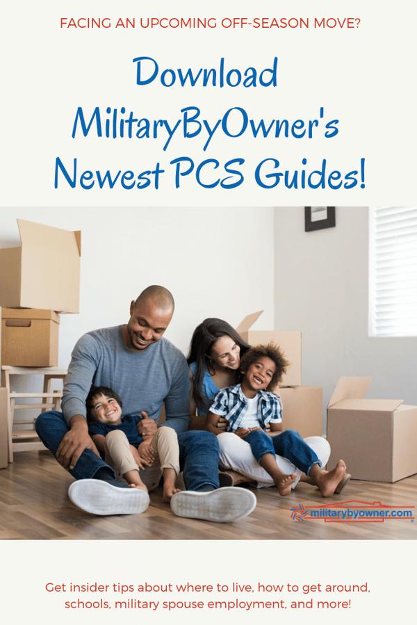 Download MilitaryByOwner's PCS Guides