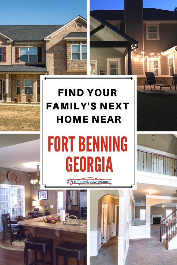 Family Friendly Homes Near Fort Benning